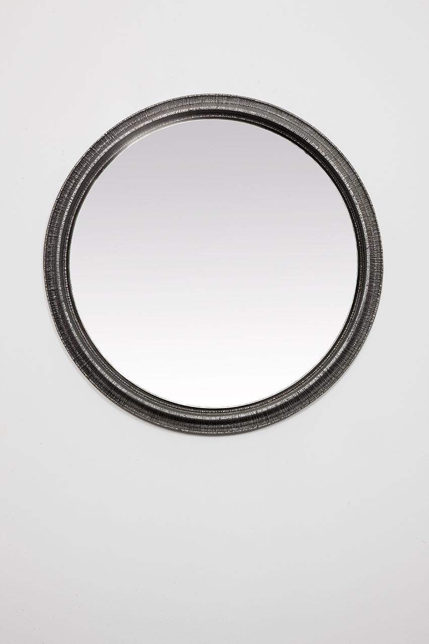 Lorenzo Burchiellaro cast iron mirror