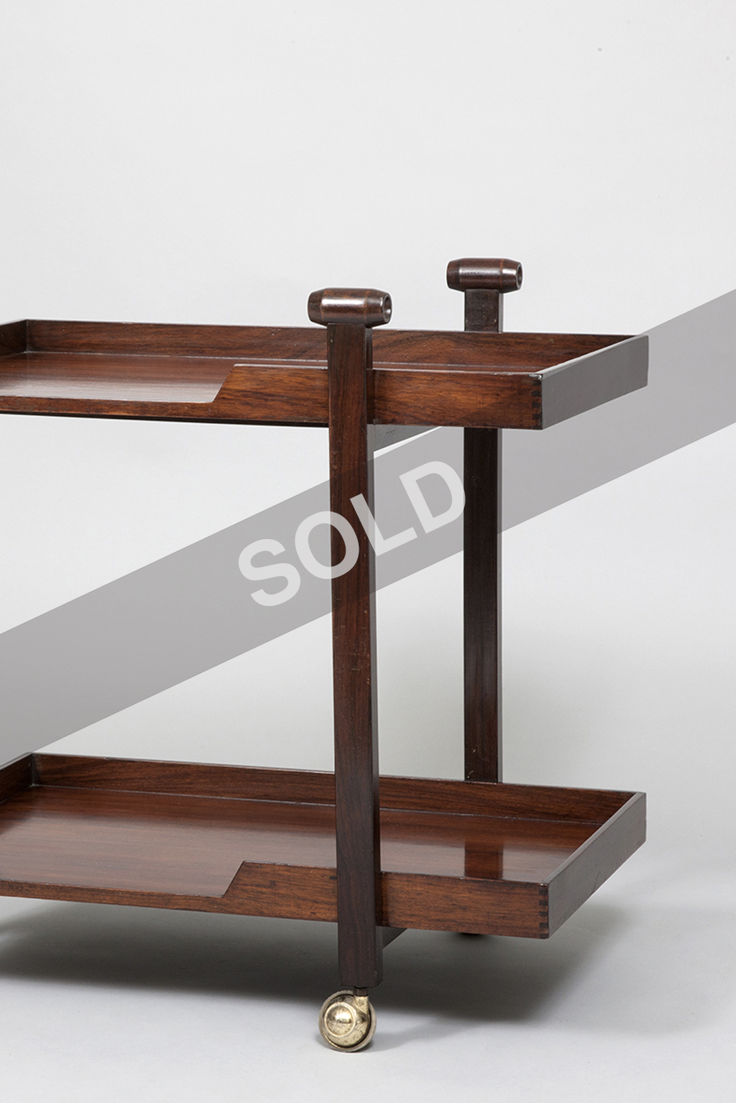 Franco Albini rolling table