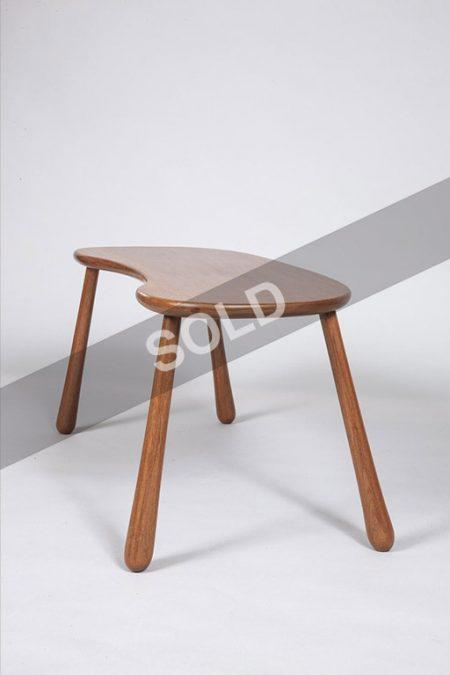 Josef Frank mahogany table stool