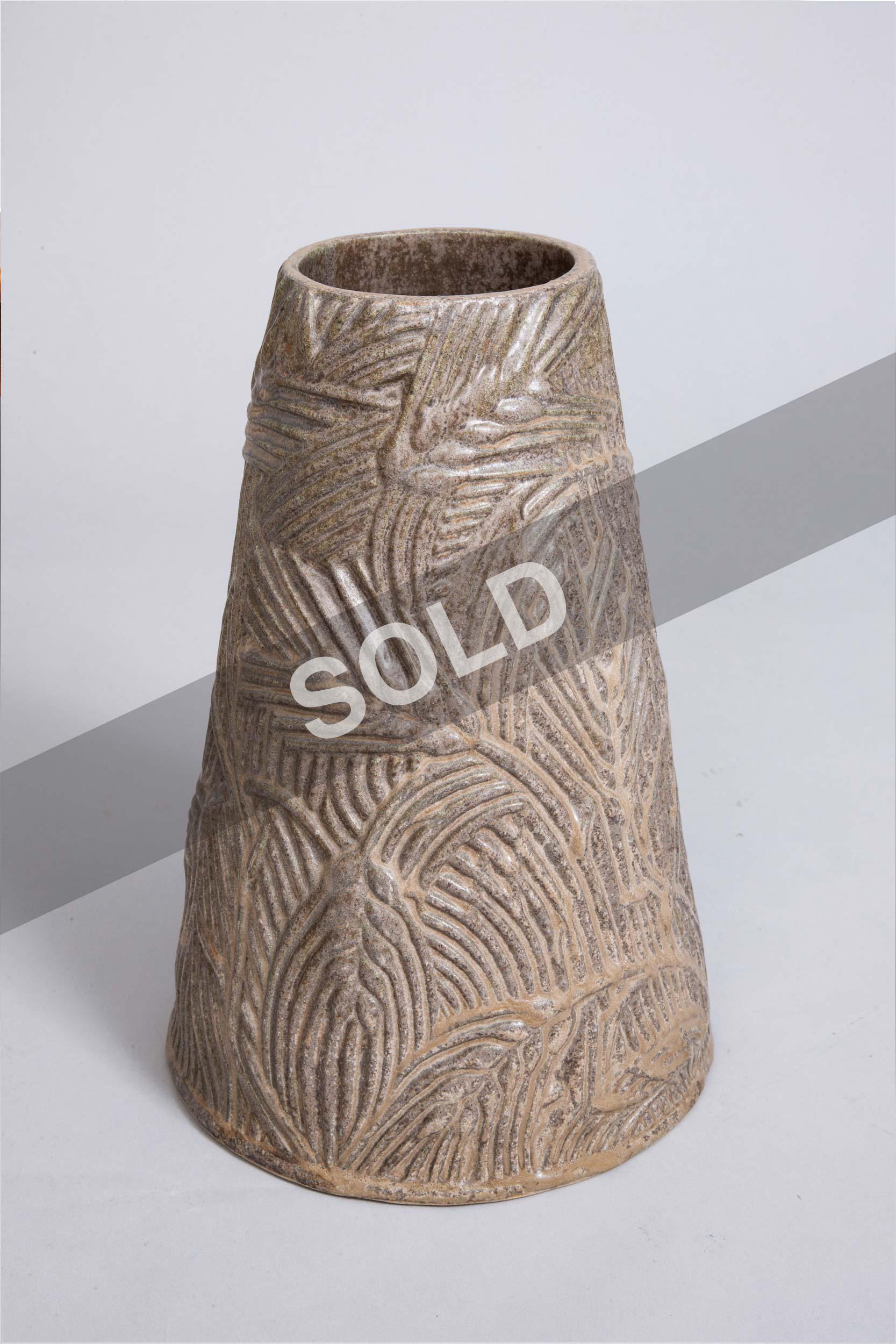 Axel Salto stoneware vase