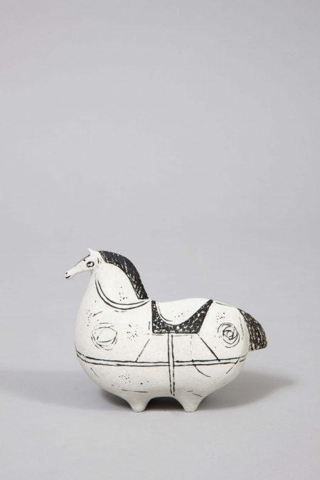 Stig Lindberg ceramic horses