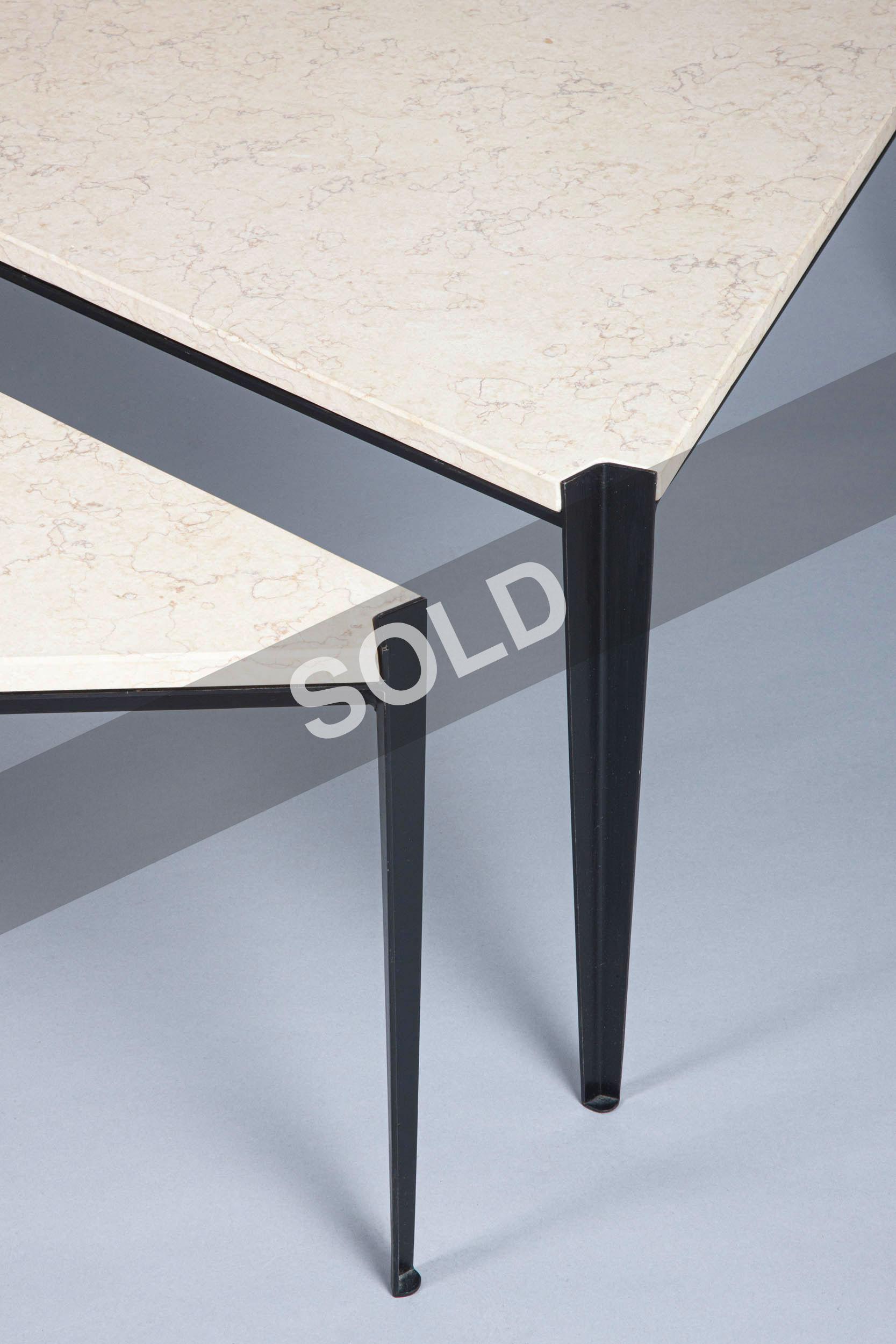 Osvaldo Borsani painted tables