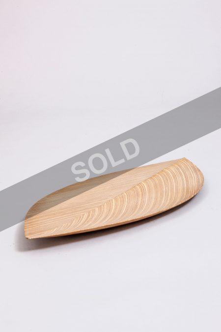Tapio Wirkalla plywood teak dish